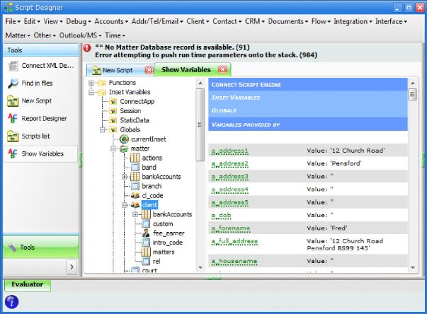 openedge database and banking